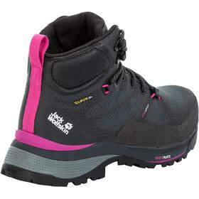 Jack Wolfskin Force Striker Texapore Mid Shoes Women phantom/pink